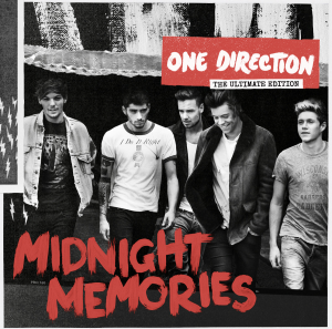 "News Added Oct 18, 2013 ""Midnight Memories"" is the third album One Direction has published. Is supposed to be about fans who self-harm, are suicidal or depressed. (Midnight Memories - When fans cry at night or do something at night) Submitted By grc Track list: Added Oct 18, 2013 1. Best Song Ever 2. Story […]"