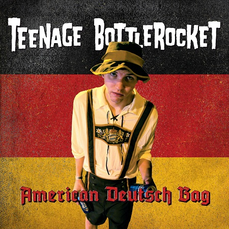 News Added Oct 14, 2013 American Deutsch Bag is an EP by Teenage Bottlerocket. It is scheduled to be released on November 26, 2013 on Fat Wreck Chords. It was recorded at The Blasting Room with Andrew Berlin. The EP features one original song and two covers. One of the covers is a pop punk […]