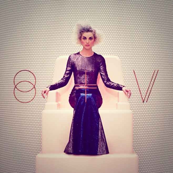 """News Added Dec 03, 2013 Self-titled album from St. Vincent has been announced. Follow up to Strange Mercy (2011) and forth album from Annie Clark. The self-titled album was produced by John Congleton and features Dap-Kings drummer. """"I knew the groove needed to be paramount,"""" Annie Clark said in a press release. """"I wanted to […]"""