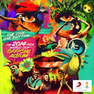 News Added Apr 09, 2014 itbull, Jennifer Lopez and Claudia Leitte recorded the official song for the 2014 FIFA World Cup in Brazil. The Official 2014 FIFA World Cup album One Love One Rhythm will be released on May 13th. Submitted By Foodstamp420