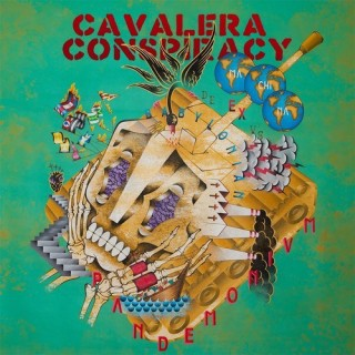 """News Added Jul 09, 2014 CAVALERA CONSPIRACY, the band led by brothers and founding SEPULTURA members Max (also of SOULFLY) and Igor Cavalera, has set """"Pandemonium"""" as the title of its third album, due in October via Napalm Records. The CD was produced by John Gray, who has previously worked with SOULFLY. During an appearance […]"""