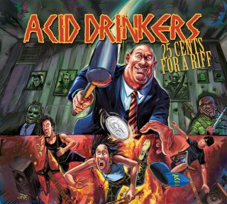"""News Added Oct 01, 2014 Acid Drinkers are Polish thrash metal band formed in September 1986 in Poznań. Acid Drinkers were formed on 21 September 1986 consisting of Tomasz """"Titus"""" Pukacki (vocals, bass) and Robert """"Litza"""" Friedrich (guitar, vocals). The band's style is thrash metal, with influences of heavy metal. Acid Drinkers are rated as […]"""