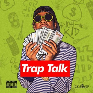 """News Added Oct 29, 2015 Rich The Kid continues to announce new projects and put out new music. Today the Quality Control rapper from Atlanta revealed the title and artwork of his next solo mixtape """"Trap Talk"""". Just last week he released another collaborative mixtape with Migos """"Streets On Lock IV"""" and fans are expecting […]"""