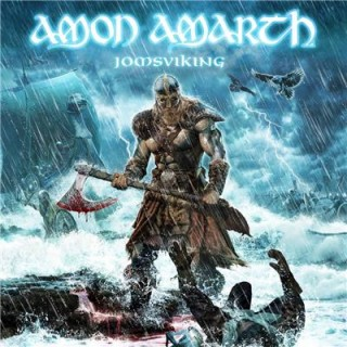 News Added Jan 20, 2016 The Sony Music label informs in an email that the new album from AMON AMARTH entitled Jomsviking will be out March of 2016. Amon Amarth is in an interesting situation this year. The band hasn't released a new record since 2013's Deceiver of The Gods, and more importantly we have […]
