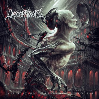 """News Added Mar 25, 2016 Rome tech/industrial-influenced death metal outfit, DECEPTIONIST, has inked a pact with Unique Leader Records. As the label now prepares to release the band's Initializing Irreversible Process debut album late this Spring, this week a video trailer and more info on the record has been issued. Comments the band: """"We're really […]"""