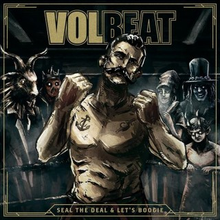 """News Added Apr 07, 2016 Danish/American rock 'n' rollers VOLBEAT will release their sixth full-length album, """"Seal The Deal & Let's Boogie"""", on June 3. The CD's first single, """"The Devil's Bleeding Crown"""", has just been made available at radio and can be streamed below in the form of the official lyric video. """"Seal The […]"""