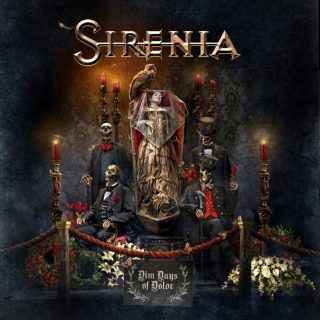 "News Added Aug 30, 2016 Norwegian-based symphonic gothic metal veterans SIRENIA have set ""Dim Days Of Dolor"" as the title of their upcoming album. Due on November 11, it consists of eleven brand new songs plus one bonus track. The artwork was once again created by Gyula Havancsák from Hjules Illustration And Design. All recordings […]"