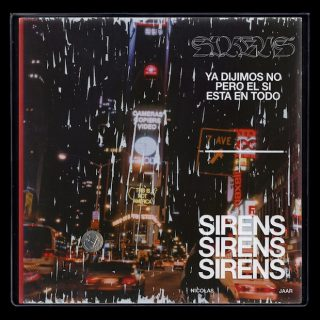 News Added Sep 23, 2016 After debuting his online radio station and months of teasers, Nicolas Jaar has announced a new album called Sirens. It will be out on September 30 via Jaar's Other People label. The album is a follow up to last year's Pomegranates-- a soundtrack he did to a movie. His only […]