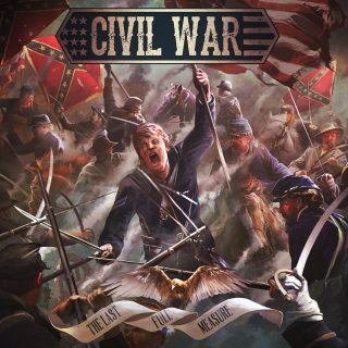 News Added Sep 15, 2016 Civil War continue with their third album, following Gods & Generals (2015) and The Killer Angels (2013)! Twelves more tracks detailing the exploits of military history all over the world with all the bombast you'd expect from this Swedish contingent. The band is made up of former members of Sabaton […]
