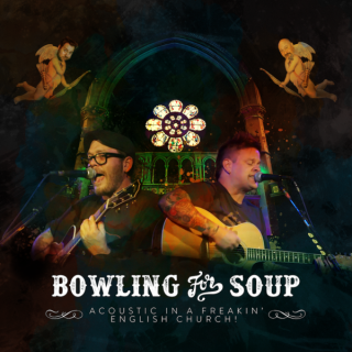 """News Added Dec 14, 2016 Even though they just released their eleventh album back in October after a few years of wait, Bowling for Soup will release a live album """"Acoustic in a Freakin' English Church!"""" on Friday, December 16th, 2016. It features live acoustic recordings of Bowling for Soup favorites, it's also being released […]"""