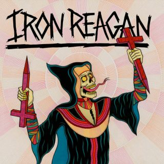 News Added Jan 24, 2017 IRON REAGAN calls upon thee to join the holy order of thrash on their latest full-length, Crossover Ministry. Comprised of 18 tracks and thirty minutes of frantic, punk-metal fury with relentlessly catchy riffs and irresistible, mosh-ready grooves, Crossover Ministry is a further continuation of the band's punchy, thrash gallops and […]