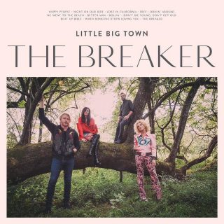 """News Added Jan 12, 2017 """"The Breaker"""" is the upcoming eighth studio album from Country Pop band Little Big Town due to be released on February 24th, 2017 by Capitol Records Nashville. No track list for the album as of press time but you can stream the lead single """"Better Man"""" below. Submitted By RTJ […]"""