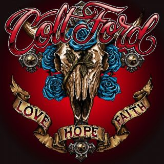 """News Added Feb 24, 2017 Country rapper/singer Colt Ford has announced that his sixth studio album """"Love Hope Faith"""" is completed and is currently slated to be released on May 5th, 2017 by Average Joes Entertainment. The album features guest appearances from Brad Paisley, Toby Keith, Tyler Farr, Charles Kelley, Josh Kelley, Javier Colon, Rizzi […]"""
