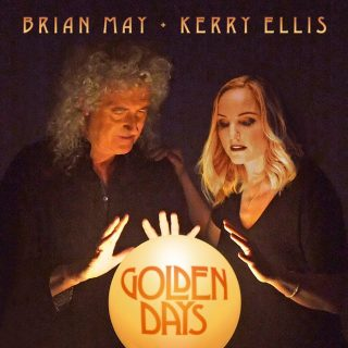 """News Added Mar 03, 2017 BRIAN MAY + KERRY ELLIS announce the forthcoming release of their second album """"Golden Days"""". Featuring 13 tracks, five original compositions, two by May, including the title track, and three by May and Ellis. The album also includes new rock arrangements of some of May and Ellis' favourite songs of […]"""