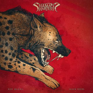 News Added Jun 01, 2017 Red Hands Black Deeds is the upcoming sixth studio album by American hard rock band Shaman's Harvest, with a release scheduled for July 28, 2017 through Mascot Records. It is the followup to their 2014 album Smokin' Hearts & Broken Guns. To promote the album, the band will be embarking […]