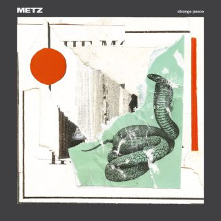 "News Added Jul 11, 2017 Toronto noise-punk power-trio METZ follow-up their 2015 album ""II"" with ""Strange Peace"" for Sub Pop, recorded live-to tape at Steve Albini's Electrical Audio studios in Chicago, with Albini producing. Alex Edkins (guitar, vocals), Hayden Menzies (drums), and Chris Slorach (bass) push into new and alarming territory, frantically pushing past where […]"