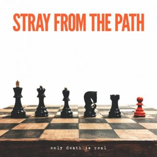 """News Added Jul 14, 2017 On a mission to bring honest, pissed-off music to the world, Long Island, New York's STRAY FROM THE PATH have returned with the follow up to 2015's """"Subliminal Criminals"""", aptly titled """"Only Death Is Real"""", which comes out worldwide on Friday, September 8 via Sumerian Records. The band returned to […]"""