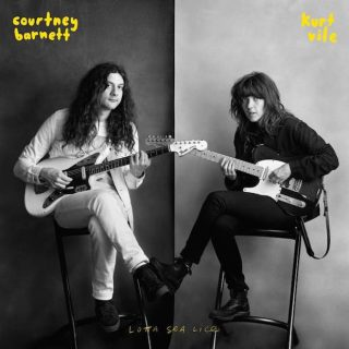 "News Added Aug 30, 2017 American singer-songwriter Kurt Vile and Australian songstress Courtney Barnett are coming together for a dream team collaboration album called ""Lotta Sea Lice"". Kurt Vile's most recent solo LP is 2015's ""b'lieve i'm goin down"". In the same year, Barnett released ""Sometimes I Sit and Think, and Sometimes I Just Sit"". […]"