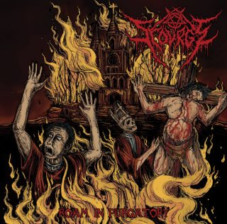 News Added Sep 29, 2017 Coming from a cave somewhere in Belgium, Roam in Purgatory is the first EP of the band Scourge. In this EP Scourge delivers a combination of brutal death metal overruled with slamming sickness. Prepare yourself for four tracks that are made up with fast and cruel, crunching riffs, mixed with […]