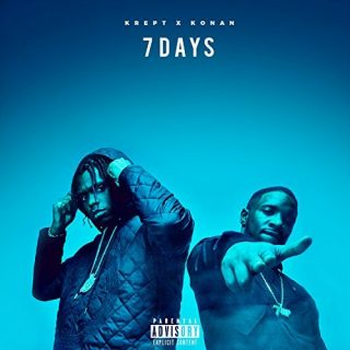 "News Added Sep 26, 2017 Grime duo Krept & Konan have announced two new projects, ""7 Days"" & ""7 Nights"", which will both be released on October 20th, 2017, through Def Jam, Virgin EMI and Universal Music Group. Submitted By Suspended Source itunes.apple.com Track list: Added Sep 26, 2017 1. Champions League 2. Told You […]"