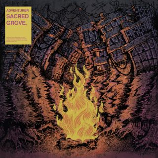 """News Added Sep 04, 2017 Adventurer is a post-hardcore trio from Detroit, MI. Following a successful self-titled EP and a 2016 split with Wolf & Bear, Adventurer gear up to release their debut album """"Sacred Grove"""" on September 8th, 2017 via Blue Swan Records! Band Members Jeff Masterson – Bass, Vocals Steven Christy – Guitar, […]"""