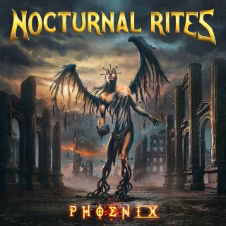 """News Added Sep 11, 2017 Swedish melodic metal masters NOCTURNAL RITES will release their long-awaited comeback album, """"Phoenix"""", on September 29 via AFM. The effort will be made available as a CD, digipak, on clear/blue/black marbled vinyl (limited to 250 units) and clear orange vinyl (limited to 250 units). The official lyric video for the […]"""