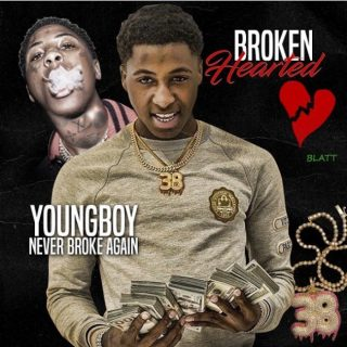 "News Added Sep 03, 2017 Rapper NBA YoungBoy has announced a brand new mixtape, ""Broken Hearted"", which he will be releasing on September 20th, 2017. The announcement comes less than a month after his ""A.I. YoungBoy"" project debuted in the top 30 of the Billboard 200. Submitted By RTJ Source hasitleaked.com"