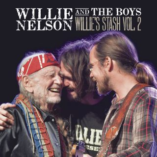 "News Added Oct 07, 2017 Willie Nelson is back again, ""Willie and the Boys: Willie's Stash, Vol. 2"" will be released on October 20th, 2017, through Sony Music Entertainment. Submitted By Suspended Source itunes.apple.com Track list: Added Oct 07, 2017 1. Move It On Over 2. Mind Your Own Business 3. Healing Hands of Time […]"