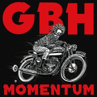"News Added Oct 10, 2017 On November 17 punk stalwarts GBH will release their new album Momentum on Hellcat Records. You can catch the killer title track ""Momentum"" now on Spotify. ""We're always looking forward,"" says Colin Abrahall (vocals), ""next gig, next tour, next album. For us, it is all about momentum. At this point […]"