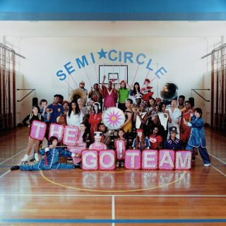 "News Added Oct 12, 2017 The joyously inventive Brighton collective the Go! Team have announced a new album, Semicircle, the follow-up to 2015's The Scene Between. Lead single and quasi-title track ""Semicircle Song"" is an ecstatic marching band romp in which, at one point, all of the band members rattle off their astrological signs. It's […]"
