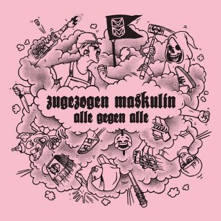 "News Added Oct 14, 2017 Zugezogen Maskulin are releasing their second album ""Alle gegen Alle"" (English: Everyone vs. Everyone) on October 20, 2017. They announced the new album on Twitter. The title could be an illusion to the 1983 album of the same name by German punk band Slime. Producer Silkersoft who worked on their […]"