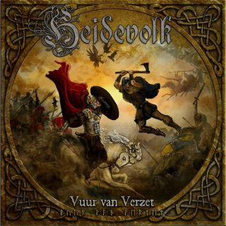 "News Added Nov 01, 2017 Dutch folk/pagan metal formation Heidevolk, will be releasing their new album ""Vuur Van Verzet"" on January 12th. Just like all of their other releases, this album as well, will be sung entirely in the Dutch language. As usual, containing lyrics about Dutch/Germanic history and mythology, in particular the eastern part […]"