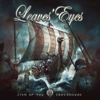 "News Added Nov 15, 2017 Leaves' Eyes new album, ""Sign Of The Dragonhead"", will be released on January 12 via AFM Records. Produced by Alexander Krull at Mastersound Studio, the disc features cover artwork by Stefan Heilemann. Epic metal hymns, cracking rock songs, great choirs, powerful classical music, a top-notch production and magic melodies - […]"