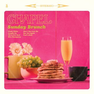 News Added Nov 16, 2017 Indie pop duo Chapel have announced that they will release new EP 'Sunday Brunch.' The EP will be released on the 17th November via Rise Records. The group made up of Carter Hardin (ex-Nightmares) & Kortney Grinwis (ex-Favorite Weapon) toured with names such as Waterparks and Too Close to Touch […]