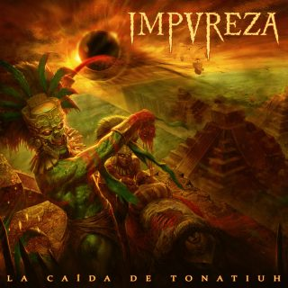 "News Added Nov 08, 2017 IMPUREZA comment: ""Across the seas, the rain god Tlaloc brought a storm and the navigation got harder. The curse has spread to the ship's crew and the damned souls of the conquistadors fell into torment. Some suffered dementia, but for most of them, death was their final punishment. The nightmare […]"