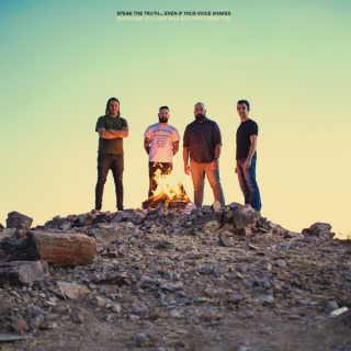 "News Added Nov 06, 2017 We are Speak The Truth… Even If Your Voice Shakes featuring members of Senses Fail (Buddy Neilsen) and Finch (Alex Linares, Daniel Wonacott and Alex Pappas) We are so happy to be bringing you our debut full length record ""Everyone You Love Will Slip Away From You"" exclusively available for […]"
