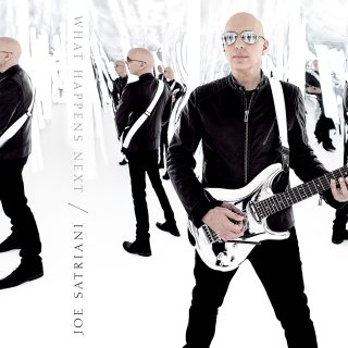 "News Added Jan 10, 2018 Instrumental Rock artist Joe Satriani is getting ready to release a highly anticipated 12-track album, ""What Happens Next,"" out on January 12th, 2018. Joe Satriani is putting out this new release through Sony Music Entertainment. Taking roots in Westbury, New York, Joe Satriani's sound is similar to that of Steve […]"