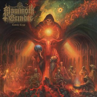 News Added Jan 08, 2018 Underground extreme metal trio MAMMOTH GRINDER return after five long years with their fourth full-length Cosmic Crypt, a non-stop, meteoric force of aggression and mayhem. Self-recorded by the band at Trax East in South River, NJ, mixed by Arthur Rizk (Power Trip, Sepultura, Inquisition) and mastered by Toxic Holocaust's Joel […]