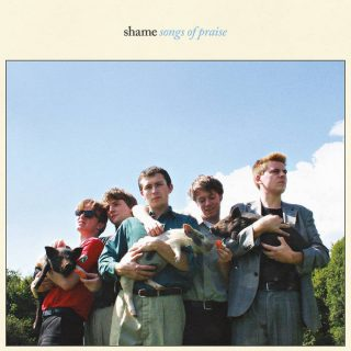 "News Added Jan 03, 2018 Post Punk's ""Shame"" are set to release their new album ""Songs of Praise"" on January 12, 2018, via Dead Oceans. According to their bandcamp page, ""Shame utilises both the grit and sincerity of that musical background, shame carved out a niche in the South London music scene and then barrelled […]"