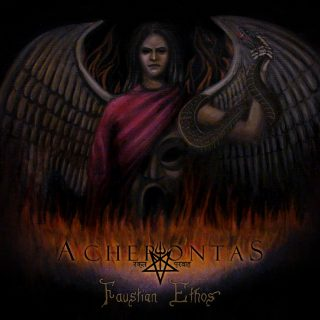 "News Added Feb 28, 2018 Greek occult black metallers with ritual & 70's rock influences, ACHERONTAS, return with their new studio album titled ""Faustian Ethos"". The follow-up to ""Amarta अमर्त"" (2017) was recorded in three different studios in Greece, UK and Germany between 2016 and 2017 with mixing and mastering done at Pentagram Studio by […]"