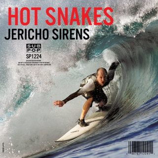 "News Added Feb 25, 2018 The first album from Hot Snakes in 14 years. ""I considered stopping playing guitar on a social media poll after I completely mastered the instrument,"" co-founder John Reis said in a press statement. ""But so many people kept sending me letters and voicemail messages, asking me at the dry cleaners, […]"