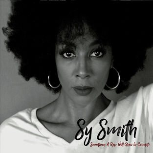 News Added Feb 13, 2018 Sy Smith will release her new album Sometimes A Rose Will Grown In Concrete this February. Smith is NYC-born soul singer who previously worked with Whitney Houston, Meshell Ndegeocello, Chris Botti and Sheila E. (who's featured on the album). Sy's debut album Psykosoul was released in 2000. Her new record […]