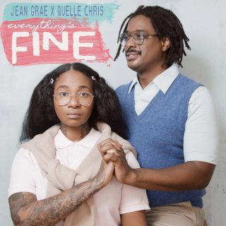 News Added Feb 02, 2018 Weird rappers, producers (?) and husband/wife-ys (?) Quelle Chris and Jean Grae are dropping a collab project this year. Woo! The album includes appearances from geniuses like Hannibal Buress, Your Old Droog and Anna Wise, and more! whew! It's most likely going to be weird, but great and difficult to […]