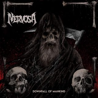 "News Added Mar 26, 2018 Brazilian all-female thrash group Nervosa is a massive punch right in the face both live and immortalized on two records so far! On June 1st, 2018, Nervosa will release their third blistering album through Napalm Records. And its name is ""Downfall of Mankind""! Fernanda Lira comments on the new album: […]"