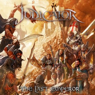 "News Added Mar 14, 2018 After doing a more personal album with 2015's ""At the Expense of Humanity"", Judicator return to the historical battlefield with ""The Last Emperor"". Tackling events and people from the first Crusades in the Middle Ages, the album will also feature an all new recording of ""King of Rome"" from their […]"