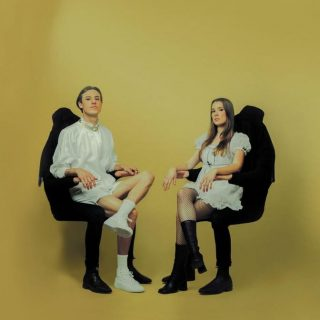 "News Added Mar 22, 2018 Confidence Man is an australian band which will release its first album on april 13th 2018 on Heavenly Records. The record is named Confident Music For Confident People, and will feature their hits ""Don't You Know I'm In a Band"", ""Boyfriend"" and ""Better Sit Down Boy"". Submitted By Briac Source […]"
