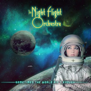 News Added Apr 22, 2018 The Night Flight Orchestra are set to release their fourth album entitled Sometimes The World Ain't Enough, due out June 29th on Nuclear Blast Records. This album follows the highly acclaimed Amber Galactic, released last year. Along with the regular release, there will be a limited digipack version with an […]