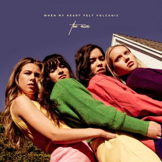 News Added Apr 05, 2018 Utah quartet The Aces release their upcoming album titled 'When My Heart Felt Volcanic' which is set to be released via Red Bull Records on April 6, 2018. This little pop/indie album is definitely one of the best releases set to release this year. This album is packed with stand […]
