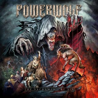 News Added Apr 05, 2018 POWERWOLF releases the full album artwork including track listing! After teasing with appetizers in form of song titles and parts of the stunning album artwork, it's time to see it in full! The Sacrament Of Sin is full of purest lifeblood and heaviest passion! This new record overwhelms both with […]