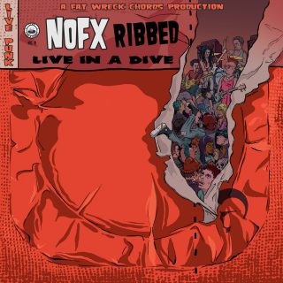 "News Added May 10, 2018 The ""Live In A Dive"" series returns with NOFX and their brand new live album dedicated to their first moderately appreciated release ""Ribbed"" which is slated for August 3rd! ""Ribbed - Live In A Dive"" was performed and recorded in sequence so you can appreciate this live album as an […]"